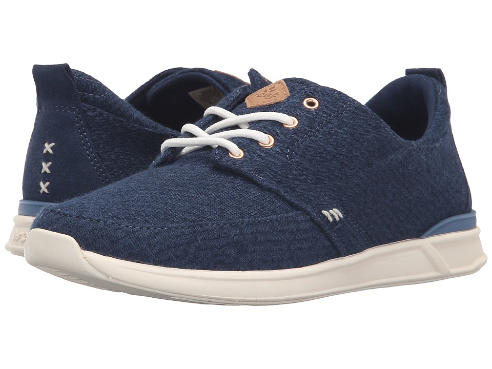 Reef Rover Low TX (Navy/White) Women