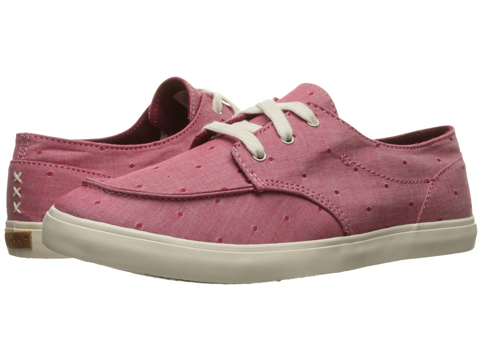Reef Deckhand 3 TX (Red Dots) Women