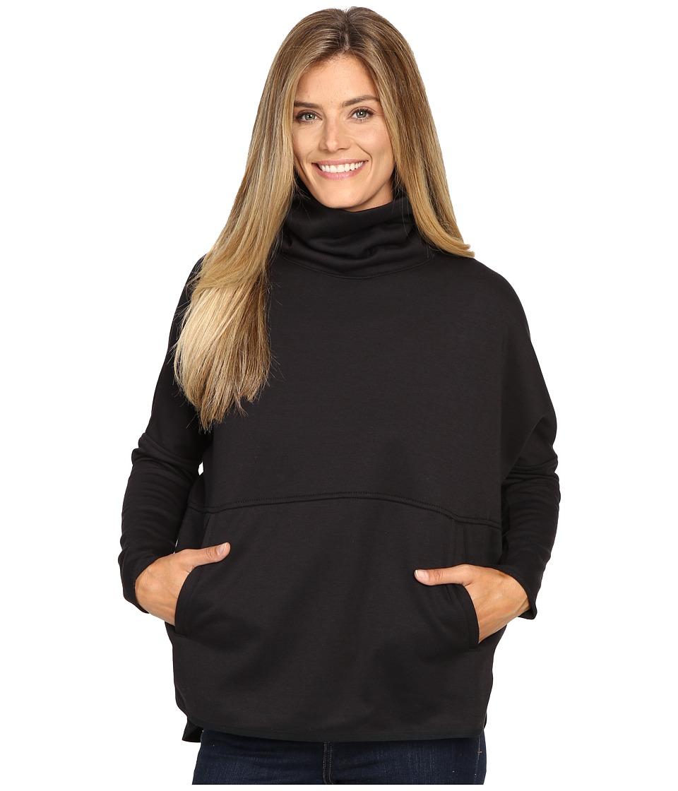 North Face Slacker Poncho (TNF Black) Women's Sweatshirt