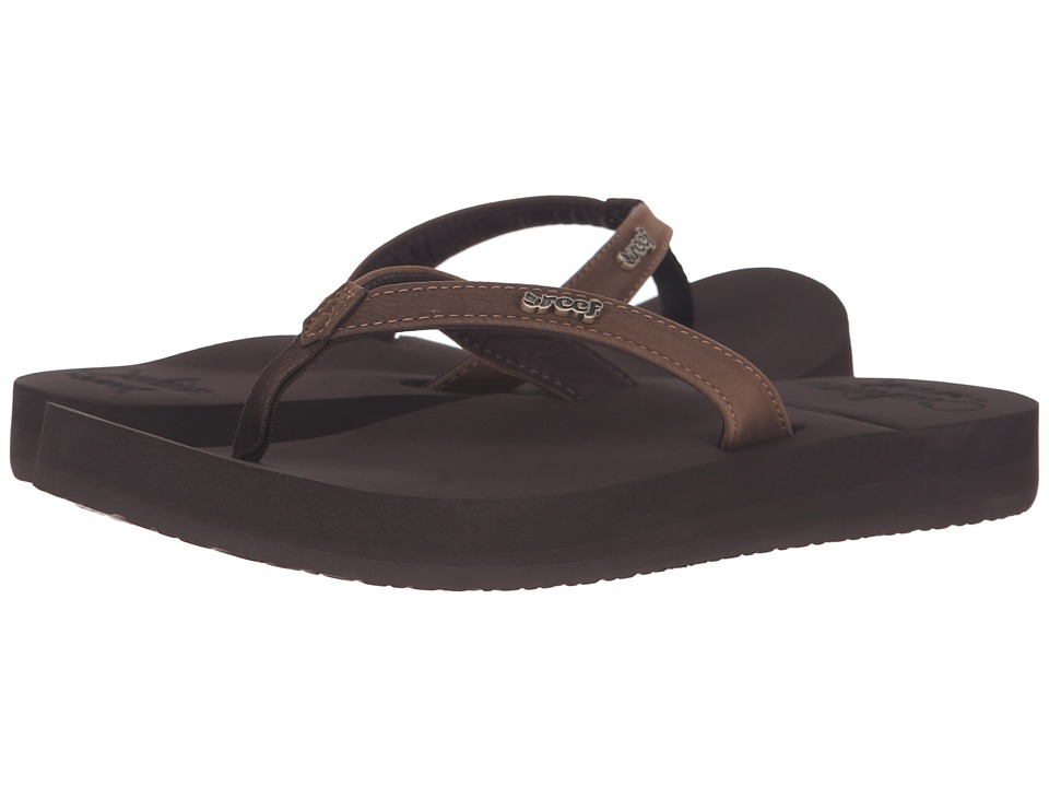 Reef Cushion Luna (Brown) Sandals