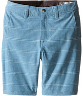 Volcom Kids - SNT Mix Hybrid Shorts (Toddler/Little Kids)