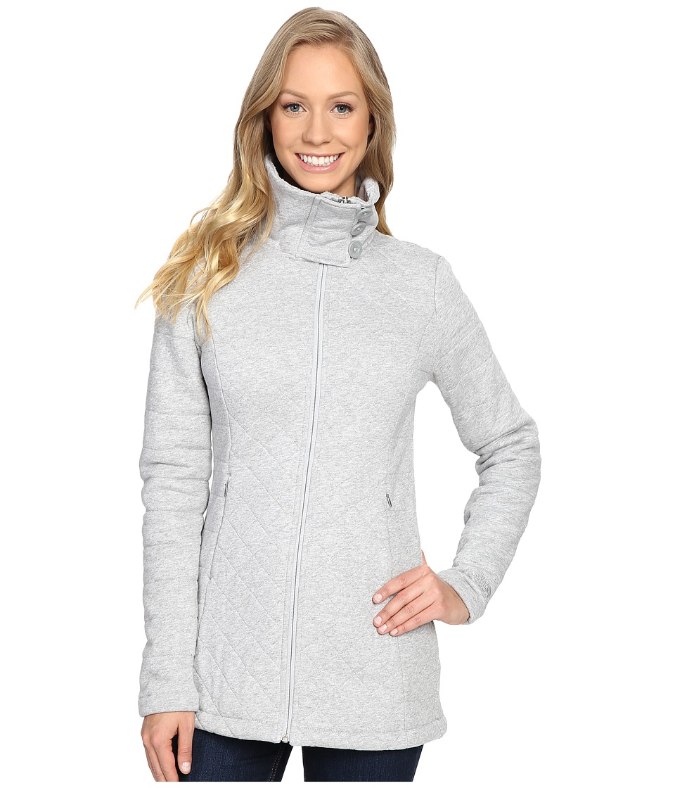 The North Face Caroluna Jacket (TNF Light Grey Heather) Women