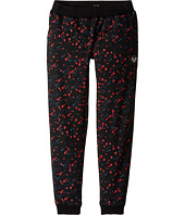 True Religion Kids - Floral French Terry Sweatpants (Big Kids)