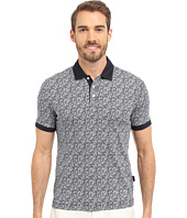 Perry Ellis - Floral Printed Polo