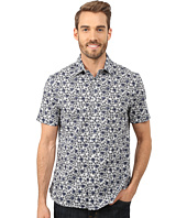Perry Ellis - Exclusive Graphic Flower Print Shirt