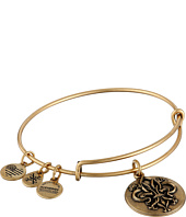 Alex and Ani - Fleur De Lis III Charm Bangle