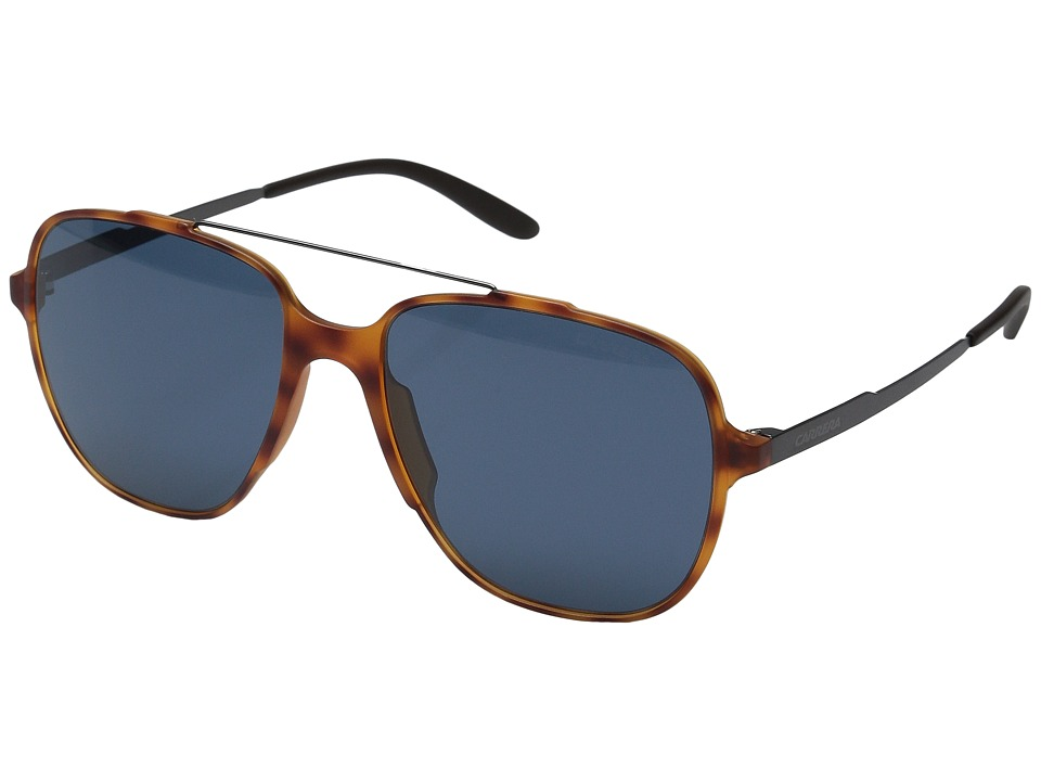 Carrera Carrera 119/S Light Havana/Blue Fashion Sunglasses