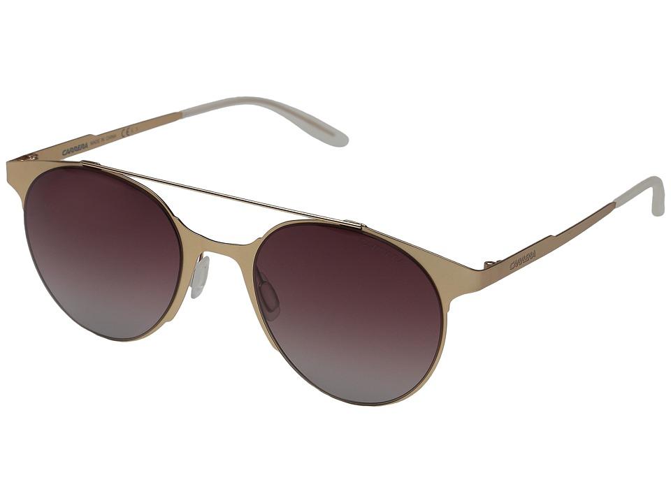Carrera Carrera 115/S Copper Gold/Dark Cyclamen Grey Fashion Sunglasses