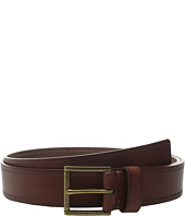 Cole Haan - 35mm Flat Strap with Stitch and Burnishing Belt