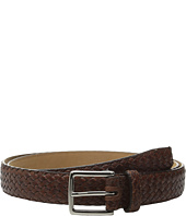 Cole Haan - 30mm Feather Edge Woven Belt