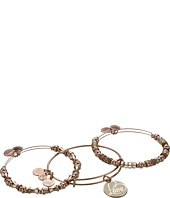 Alex and Ani - Love Set Of 3 Bangle Bracelets
