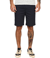 Vince - Cotton Twill Pull-On Shorts