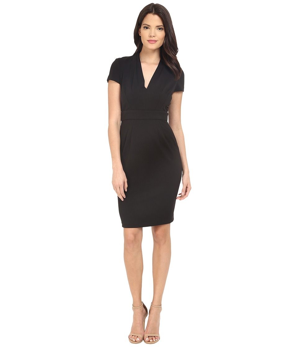 CATHERINE Catherine Malandrino Dale Dress Black Womens Dress