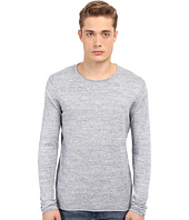Vince - Sporty Jaspe Long Sleeve Crew