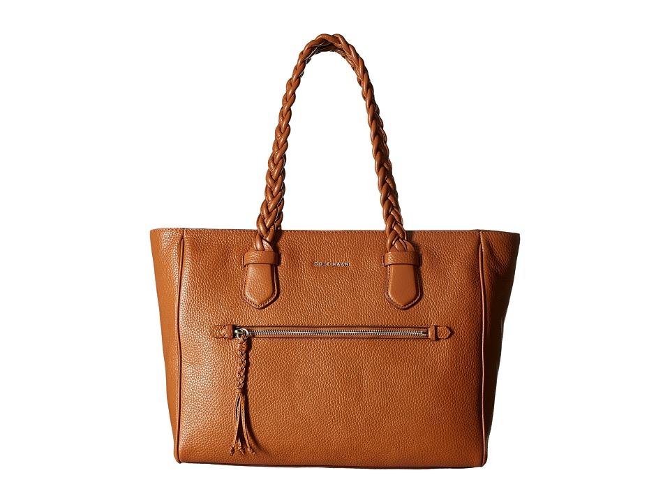 Cole Haan - Delilah Tote (Acorn) Tote Handbags