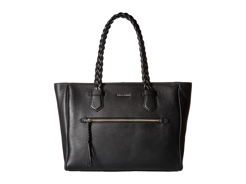 Cole Haan - Delilah Tote (Black) Tote Handbags