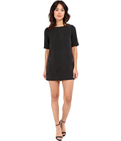 Michael Stars - Tencel Elbow Sleeve Shift Dress