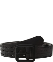 John Varvatos - 38mm Roller Center Bar Studded Belt
