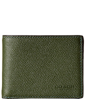 COACH - Crossgrain Slim Billfold