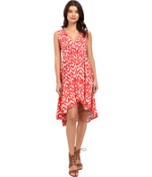 BB Dakota - Brianna Jallabah Printed Rayon Dress