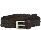 25mm Roller Harness Braided Leather Belt