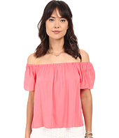 BB Dakota - Sami Rayon Twill Off the Shoulder Top