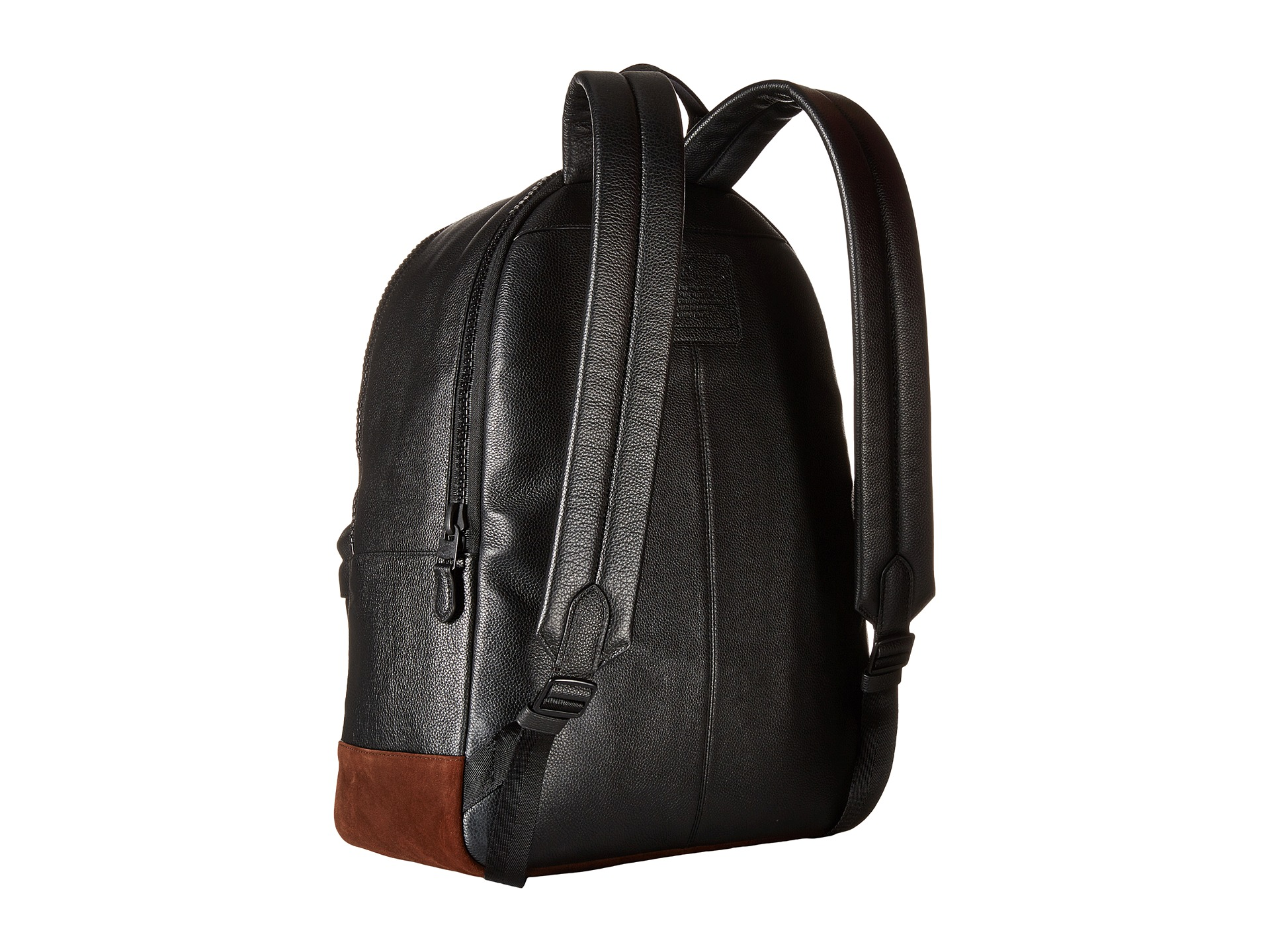 Men's Backpacks for the Trail, Traveling and More In this collection of men's backpacks from DICK'S Sporting Goods, you will find popular styles for a number of environments. Choose a design with the capacity to carry your books and lunch to class or discover a sleek modern bag for transporting your laptop to and from work.
