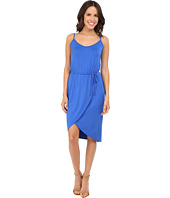 Michael Stars - Cami Wrap Dress w/ Tie Waist