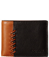 COACH - Rip and Repair Slim Billfold