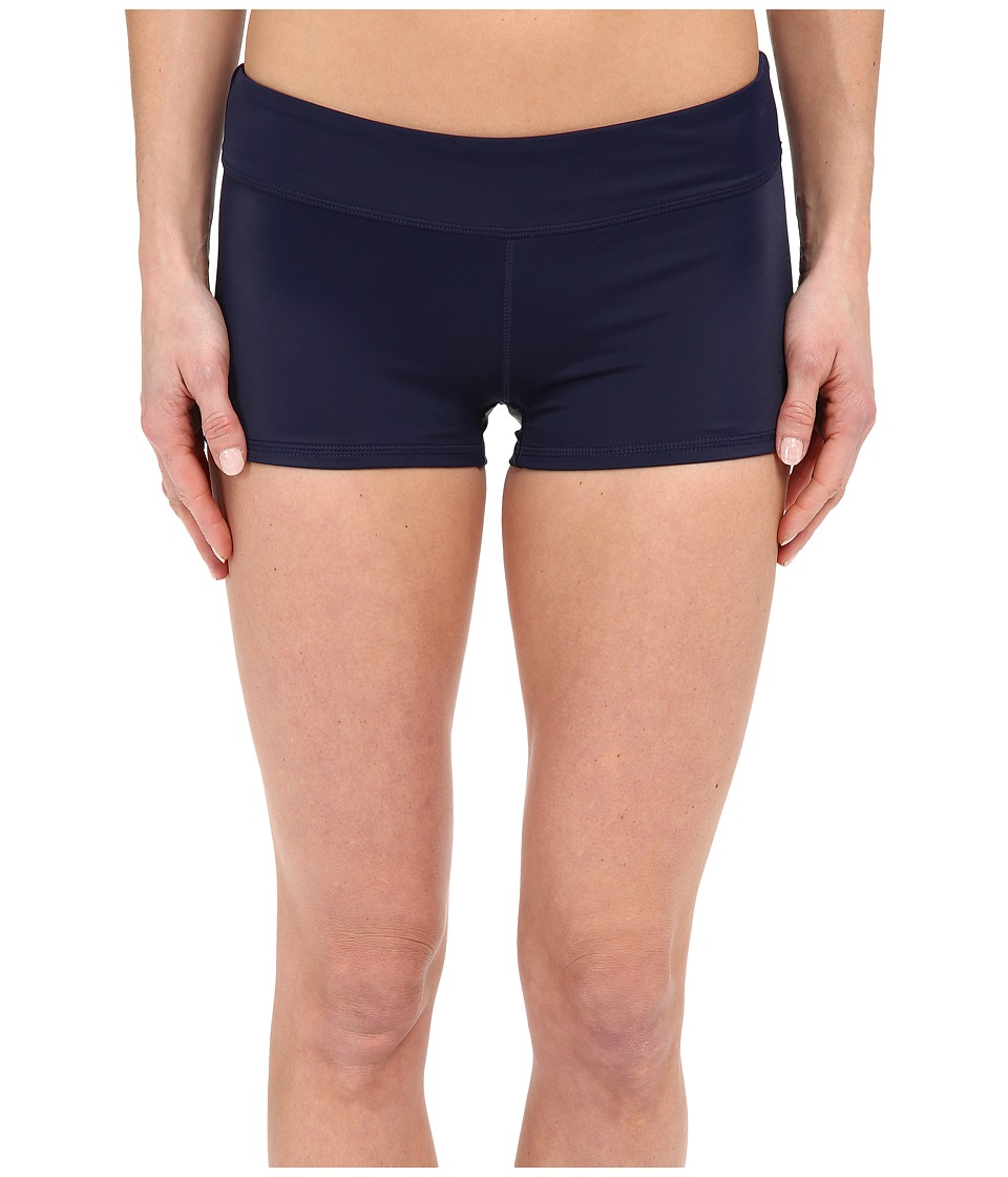 DKNY A Lister Beach Shorts Currant Womens Swimwear