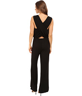 BB Dakota - Ollie Rayon/Span Cross Back Jumpsuit