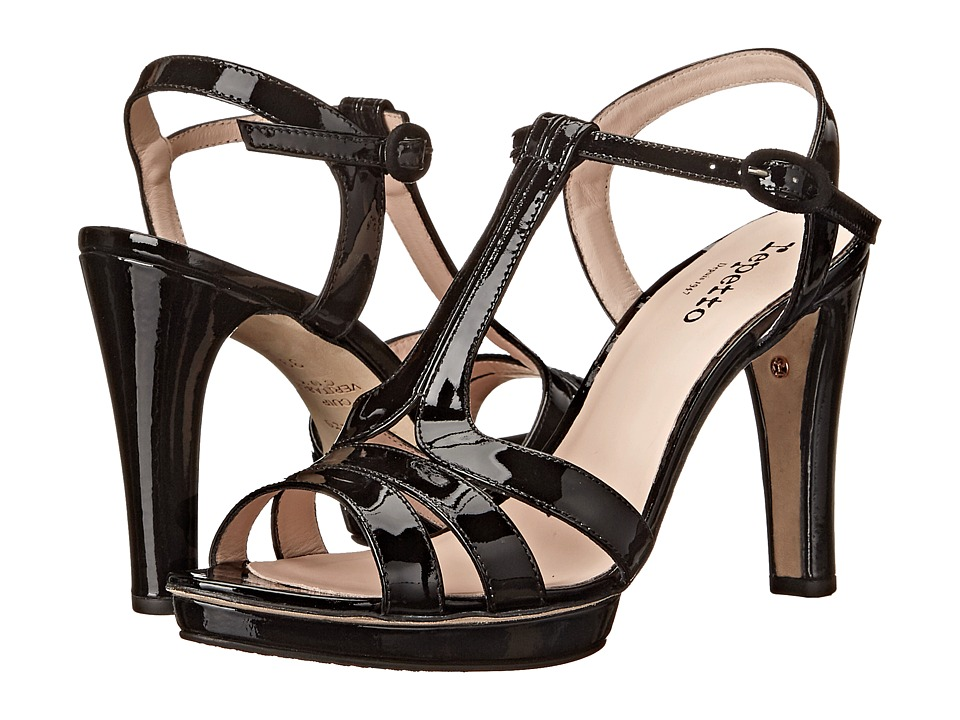 Repetto Bikini Noir High Heels