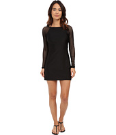DKNY - Mesh Effect Scuba Dress Cover-Up