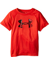 Under Armour Kids - Anaglyph Big Logo Short Sleeve (Toddler)