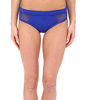 DKNY - Mesh Effect Mesh Splice Hipster Bottom