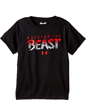 Under Armour Kids - Release The Beast Short Sleeve (Toddler)