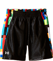 Under Armour Kids - Pixel Zoom Multi Reversible Shorts (Toddler)