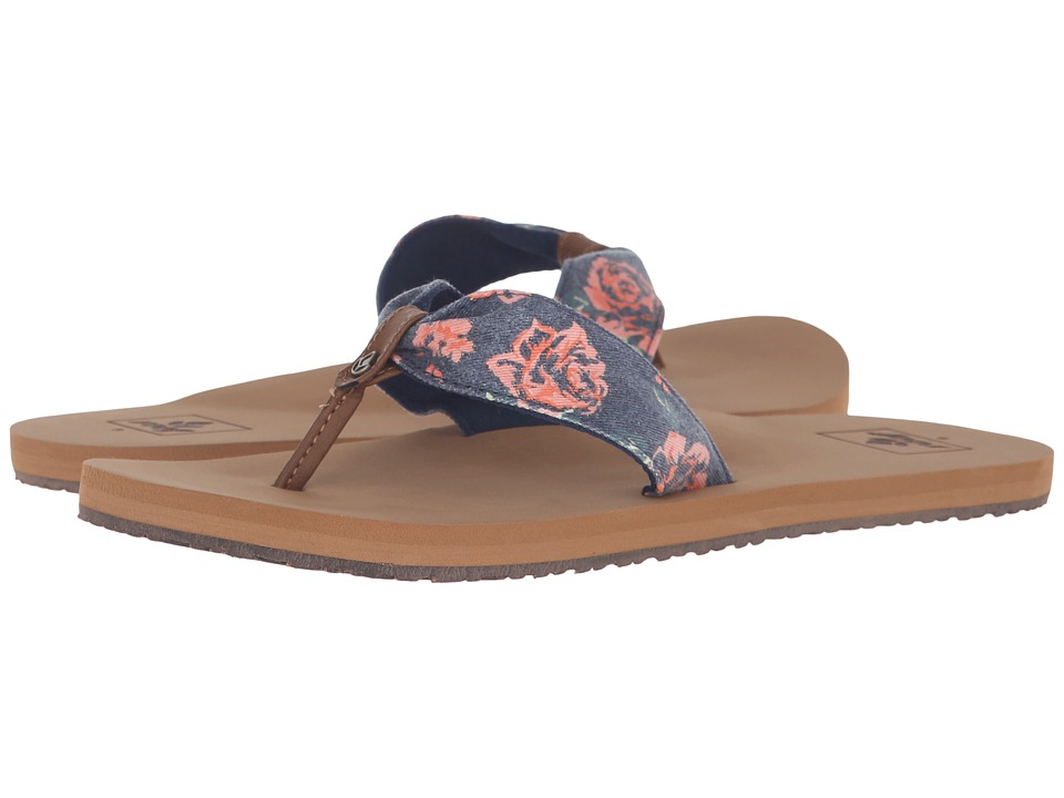 Reef Scrunch TX (Navy Rose) Women
