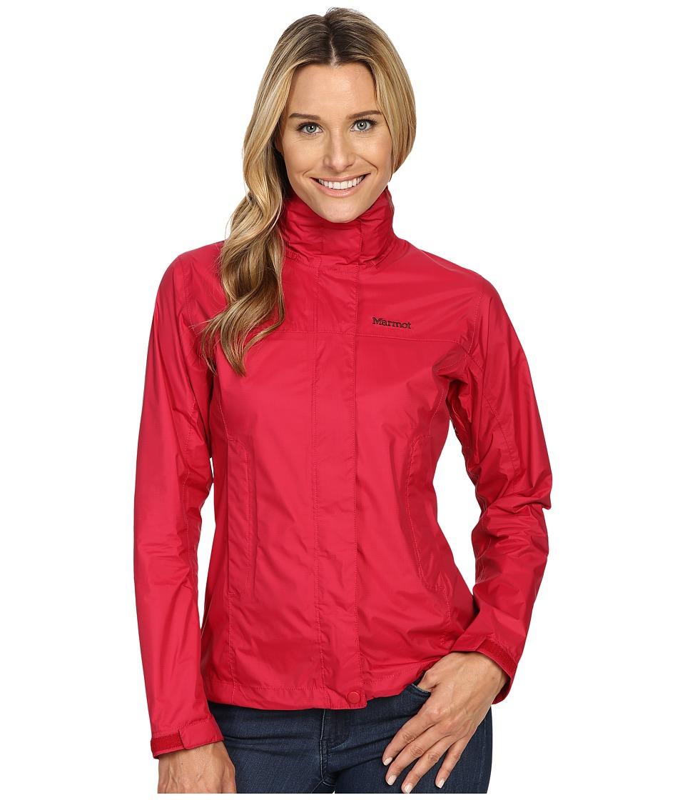 Marmot PreCip Jacket (Persian Red) Women