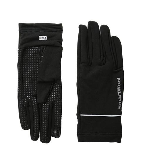 Smartwool PhD HyFi Training Gloves - Black