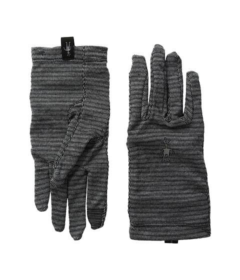 Smartwool NTS Mid 250 Pattern Gloves - Black