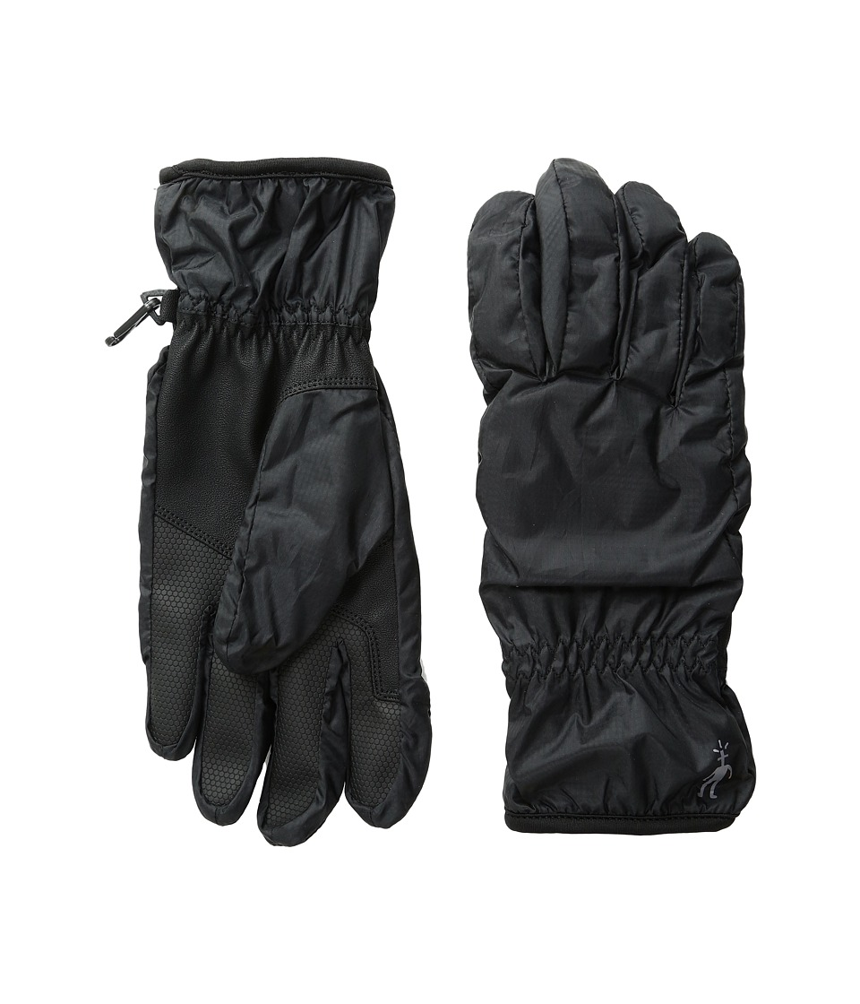 Smartwool SmartLoft Gloves (Black) Wool Gloves