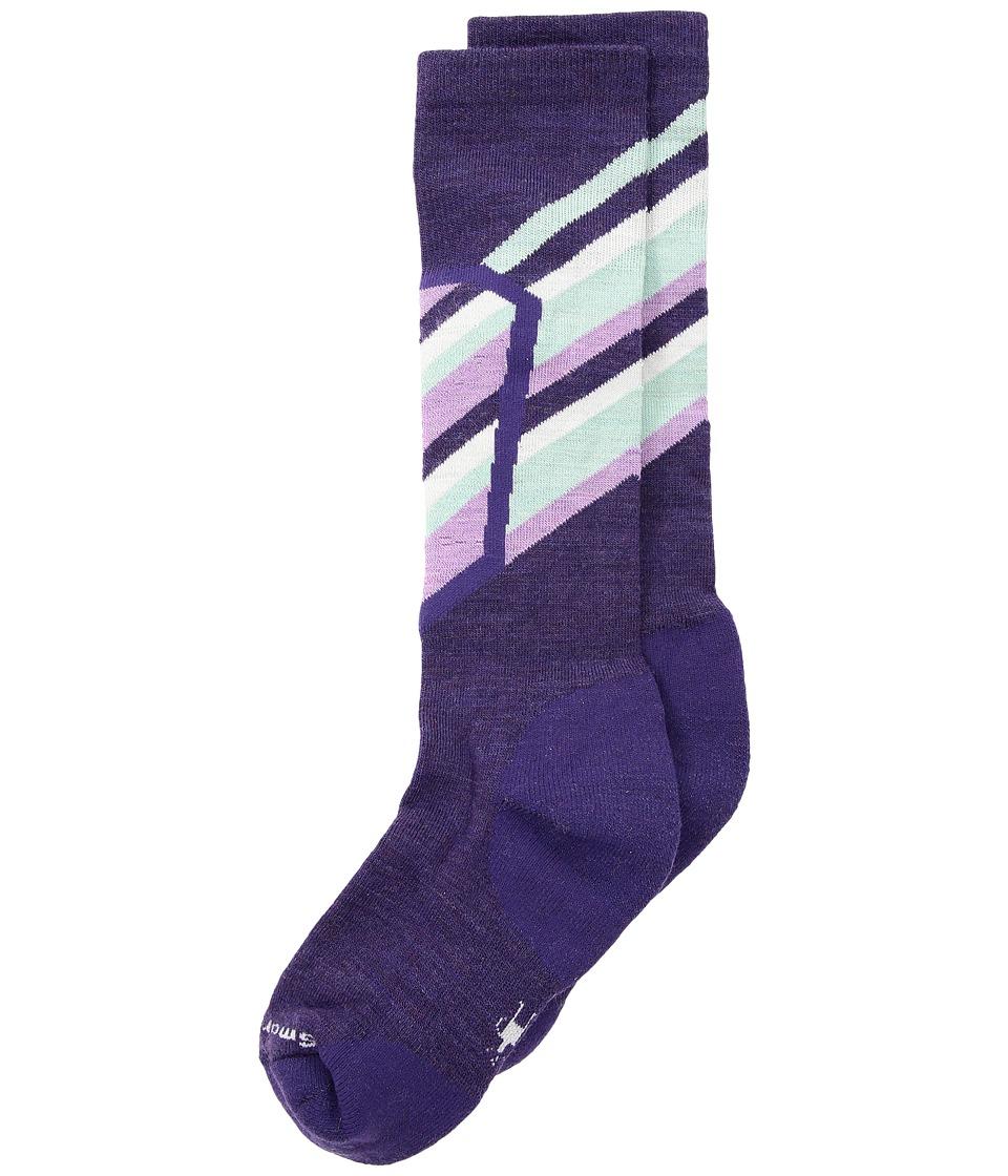 Smartwool Ski Racer (Mountain Purple) Knee High Socks Shoes