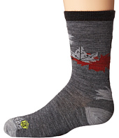 Smartwool - Charley Harper Glacial Bay Camo Leaf Crew