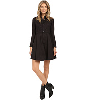 G-Star - Core Flare Dress in Office Stretch Poplin