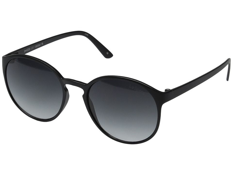 Le Specs Swizzle (Matte Black) Fashion Sunglasses