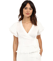 Nanette Lepore - Two-Step Wrap Top
