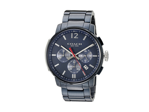 COACH Bleecker Chrono - Navy Sandblast