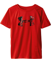 Under Armour Kids - Anaglyph Big Logo Short Sleeve (Little Kids/Big Kids)