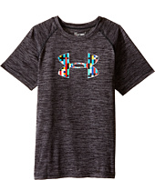Under Armour Kids - Multi Pixel Big Logo Short Sleeve (Little Kids/Big Kids)